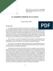 La fragilidad ambiental de la cultura - Augusto Angel Maya.pdf