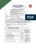 "Informe 03 ""Mejmto. Serv.de Saneamiento Marco Laguna Bajo-bca"