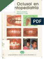 Guia Oclusal en Odontopediatria