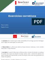Exercícios-Corretivos