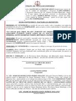 Contrato de Venta de Inmueble Haitiano Michael
