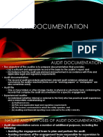 Midterms 7 Substantive Procedures - Audit Documentation