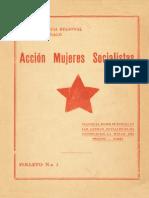 Acción de Mujeres Socialistas