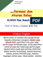 Aturan Kelas KL4220 Pipa 2017