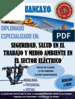 Broshure de Diplomado Seguridad
