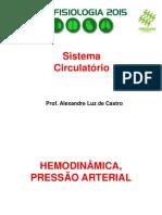 Regulação Da Pressão Arterial