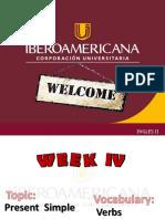 English II Week IV