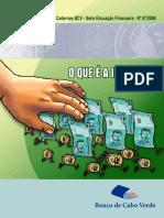 2008 - BCV_O que é Infação.pdf