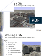 [Architecture eBook] Sketchup - Modeling a City