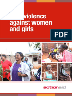 Zero Violence Against Women and Girls Case Study Booklet