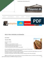 Bolo 100% Integral de Banana _ Máquina de Pão.pdf