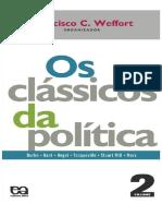 Os Classicos da Politica - Cole - Francisco C.pdf