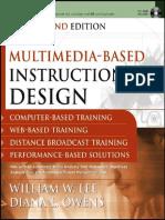 2004 Lee&Owen - Multimedia-based Instructional Design