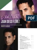 Booklet - L'Amour, Juan Diego Florez