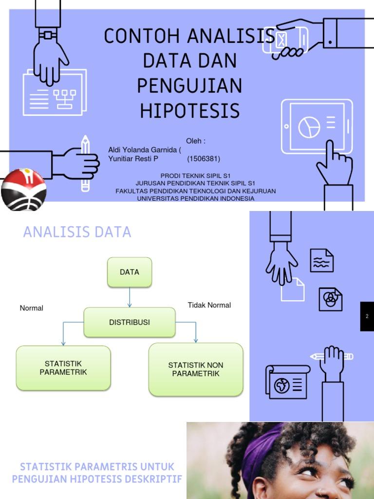 Contoh Analisis Data
