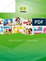 Tiens Uk Product Catalogue 2017