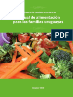 Manual de Alimentacion Familias Uruguayas