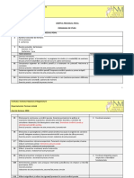 Drept Procesual Penal - Programa de Studiu 2018