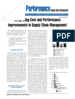 Integrating Cost and Performance