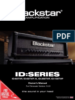Blackstar Id Series High Handbook