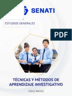 SENATI Tecnicas y Metodos de Aprendizaje