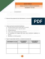 T3_Libro de Tranbajo_Conocimento y Sus Tipos