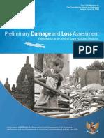 Damage Assessment Indonesia Earthquake