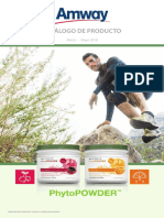 Catálogo Productos Marzo-Mayo 2018