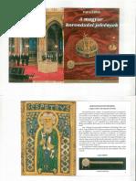 Pap Gábor a Magyar Koronázási Jelvények