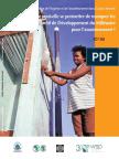 Analyse de La Situation de l'Hygiène Et de l'Assainissement Dans 32 Pays Africains_BM