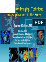 47-SAHANI_ Perfusion CT - Technique and Applications in the Body