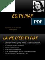 Édith Piaf Claudio Gonçalinho