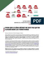 20180314_Lettre Ouverte Fédérale_Incinérateurs Déchets