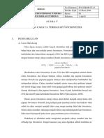 Proposal fotosintesis