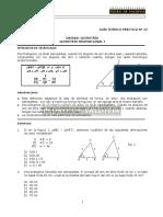22 - Geometria Proporcional I Semejanza Thales (1)