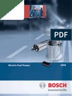 Bosch Fuel Pump Web