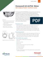 Honeywell A3 ALPHA Meter Data Sheet.pdf