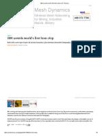 IBM Unveils World's First 5nm Chip _ Ars Technica