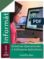 Informática Vol. 1 - Parte 2 - Sistemas Operacionais e Softwares Aplicativos