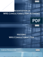 WRS Presentation English Institutional Portfolio
