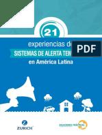 21 Experiencias de Sistemas de Alerta Temprana en América Latina[1]