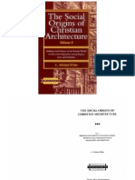 The Social Origins of Christian Architecture, Vol. I_ Building God's House in the Roman World_ Architectural Adaptation Among Pagans, Jews, and Christ.pdf