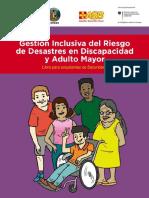 Gestión Inclusiva Del Riesgo de Desastres en Discapacidad y Adulto Mayor- Libro Para Estudiantes de Secundaria[1]