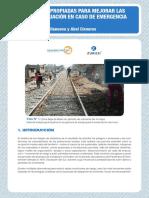 Tecnologías Apropiadas Para Mejorar Las Rutas de Evacuación en Caso de Emergencia Ficha Técnica[1]