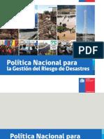 Politica Nacional Para La GRD[1]