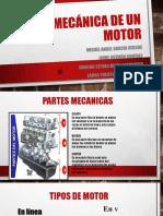 Mecánica de Un Motor
