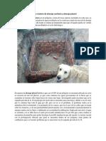 Drenaje Sanitario y Pluvial