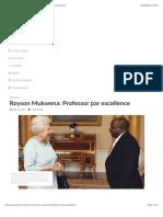 Royson Mukwena