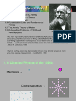 1. Birth of Modern Physics
