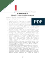 Ed. Media Científico Humanista Artes Musicales